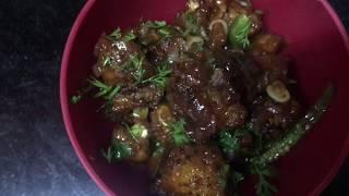 Gobi Manchurian | Easy & Crispy Restaurant Style Recipe |