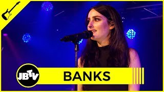 Скачать BANKS Beggin For Thread Live JBTV