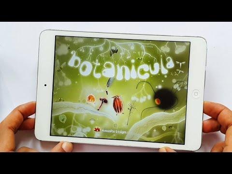 Botanicula Gameplay IOS & Android IPhone & IPad HD