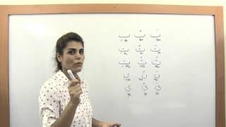 Arabic Alphabet and Pronunciation, Diacritical Marks: ـَ ـُ ـِ ـْ ـّ