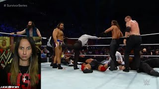 WWE Smackdown 11/21/14 Main Event Brawl Live Commentary