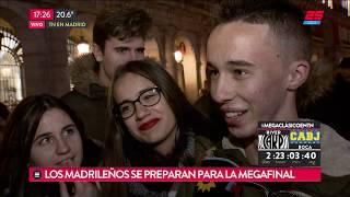 TN anticipa la Megafinal en Madrid thumbnail