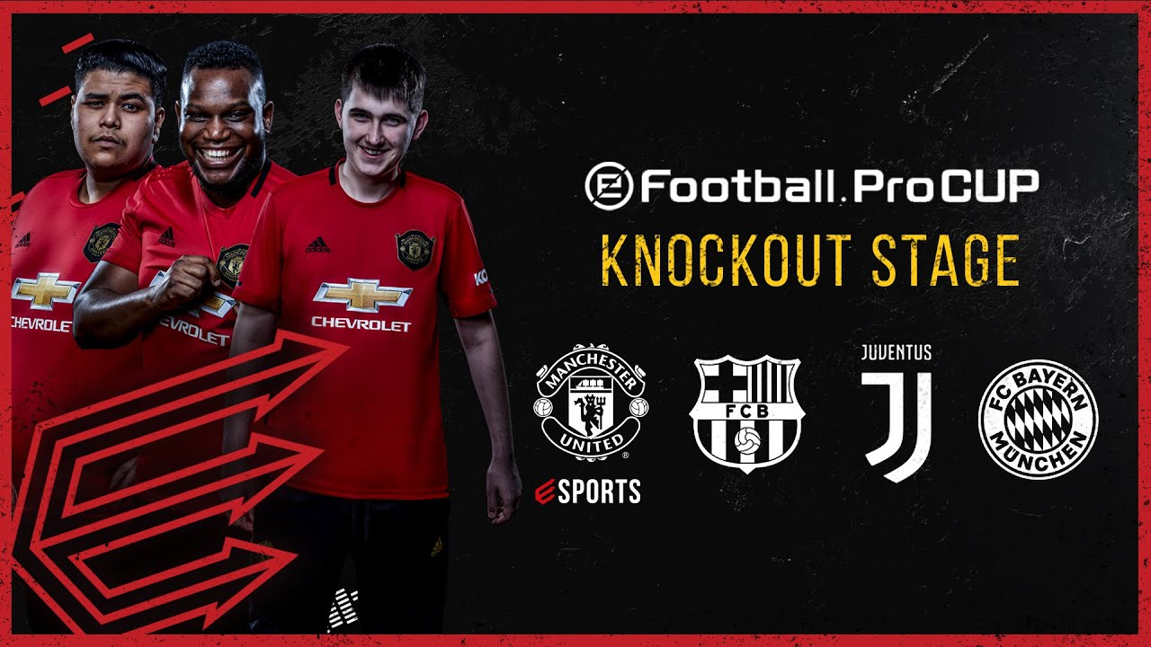 Manchester United | eFootball.Pro Cup | Semi-Finals & Final | eFootball PES 2020 | esports