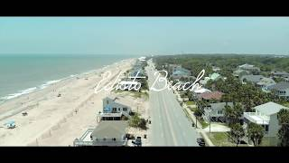 Edisto Beach, South Carolina (Canon 80D, GoProHero5, DJI Mavic Air)