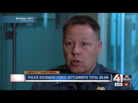 Police excessive force settlements total $5.6 million