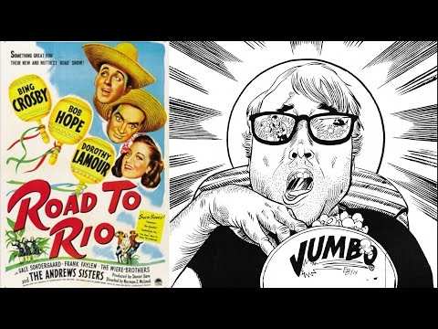 Road to Rio (1947) Movie Review