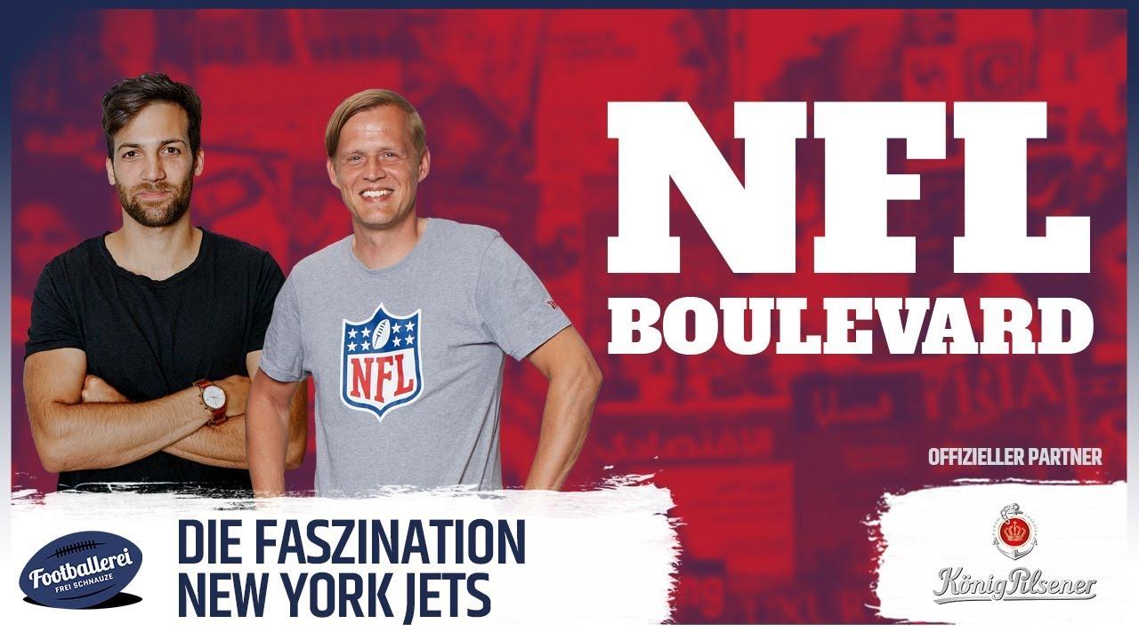 Download NFL Boulevard #71: Die Faszination New York Jets   Footballerei