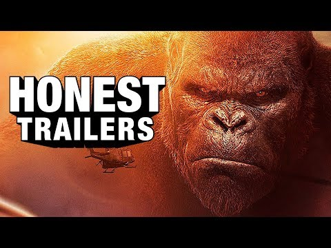 Download Youtube: Honest Trailers - Kong: Skull Island w/ Jordan Vogt-Roberts