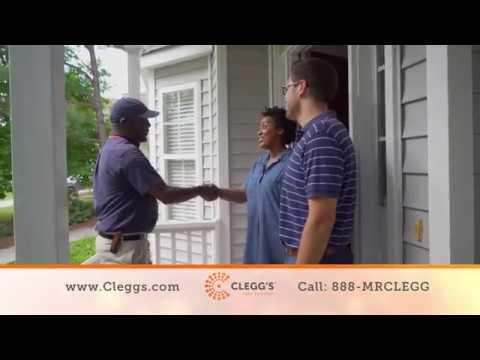 Clegg's Pest Control Hero TV Ad