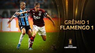 Goles | Grêmio 1-1 Flamengo | Semifinal CONMEBOL Libertadores IDA