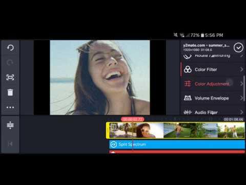 RETRO VHS EFFECT in KineMaster Pro | Tutorial thumbnail