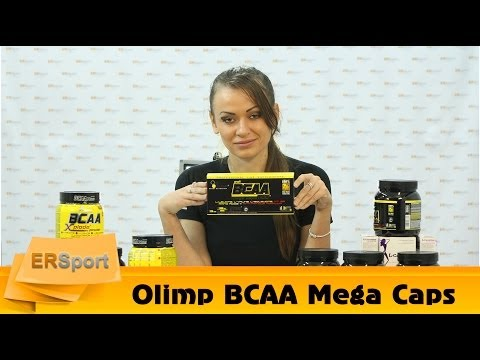 Olimp - BCAA Mega Caps Спортивное питание (ERSport.ru)