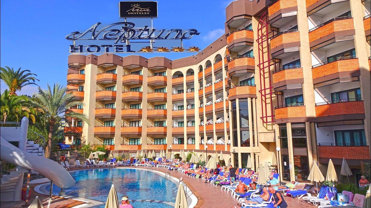 Neptuno Hotel Gran Canaria 4k