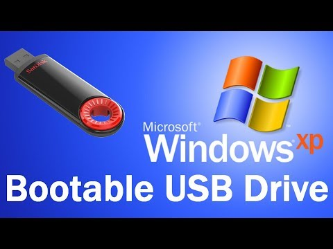 windows xp boot disk usb download free