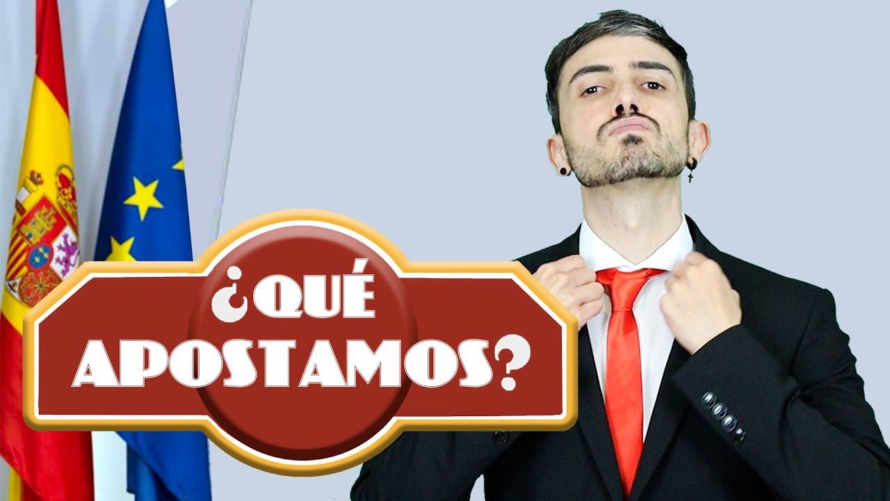 ¿QUÉ APOSTAMOS? - Pedro Sánchez | InfoVlogger (Videoclip)