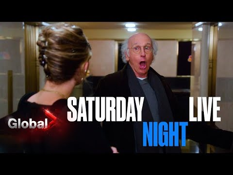 Download Youtube: SNL - Larry David Blows Off Miley Cyrus | Saturday Night Live Promo
