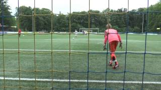 Robin van Dijk beste keeper van Nederland