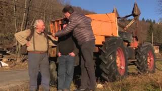 La place du village : Rencontre avec Léon Riondel à Samoëns