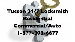 Universal Tucson Locksmith 24/7 Commercial auto residential