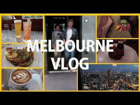 VLOG7 CAFES, RESTAURANTS AND SECRET BARS IN MELBOURNE? 멜번맛집투어[한국어자막]