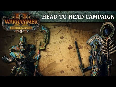 Total War: WARHAMMER 2 - Tomb Kings Let's Play
