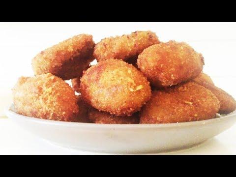 Potato Nuggets IIഉരുളകിഴങ്ങ് ഉണ്ടെങ്കിൽ ഇപ്പൊ തന്നെ ഉണ്ടാക്കിക്കോളൂ