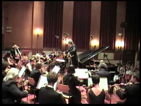 Alexey Lebedev - Mozart Concerto no. 13 KV 415 (1mvt. part 2)