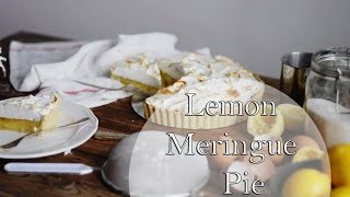 Lemon Meringue Pie By Irencake