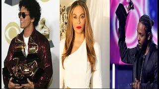 Tina Knowles Throws Shade at the Grammys After Jay-Z Loses+Bruno Mars & Kendrick Lamar Win Big!