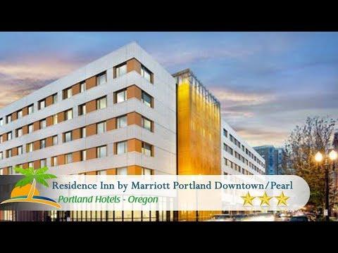 Residence Inn By Marriott Portland Downtown/Pearl District - Portland Hotels, Oregon