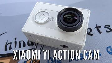 Xiaomi Yi Action Cam - Review