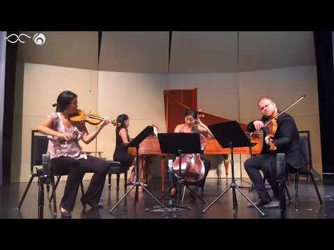 Wolfgang Amadeus Mozart - Piano Quartet in E-flat Major, K. 493, II. Larghetto