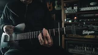 Saosin - It's Far Better To Learn.  Beau Burchell Guitar Play Through
