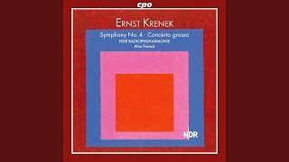 Concerto grosso No. 2, Op. 25: IV. Andante, quasi adagio