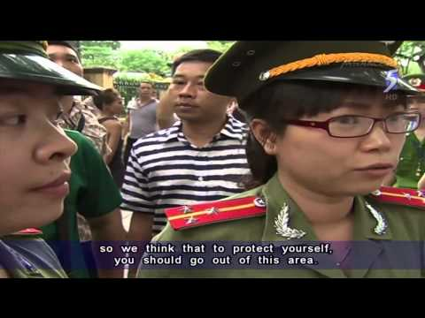 Vietnam stifles new demonstrations as China fumes - 18May2014
