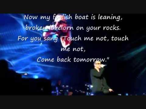 George Michael Song To The Siren Studio Version HQ Full Lyrics