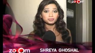 Shreya Ghoshal on zoOm - India