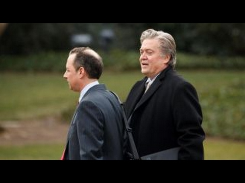 Did Steve Bannon become the new face of the Republican Party?