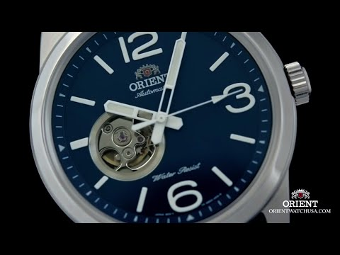 Orient Scout Automatic Sport Open Heart Watch