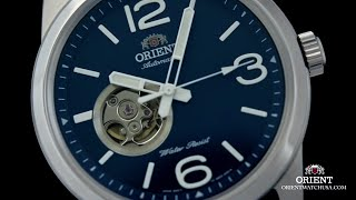 Orient Scout Automatic Sport Open Heart Watch