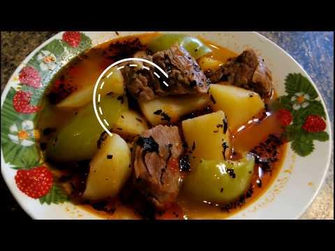 Готовим Армянский суп-Соус