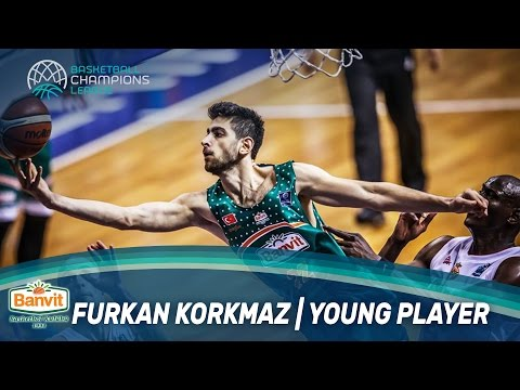 Furkan Korkmaz | Best Young Player - End of Season Awards - Basketball Champions League