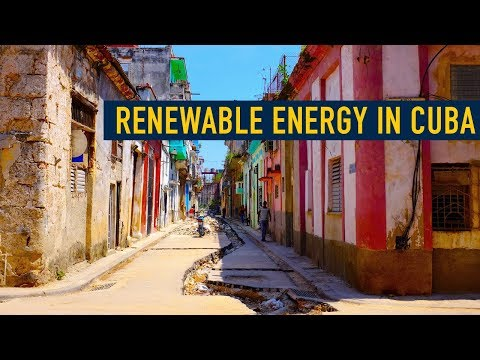 Renewable Energy in Cuba | Erb Institute | University of Michigan