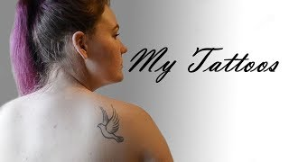 MY TATTOOS | Does it hurt? How much does it cost? Do I want more?