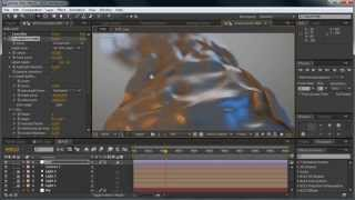 Trapcode Mir Tutorial - Depth of field