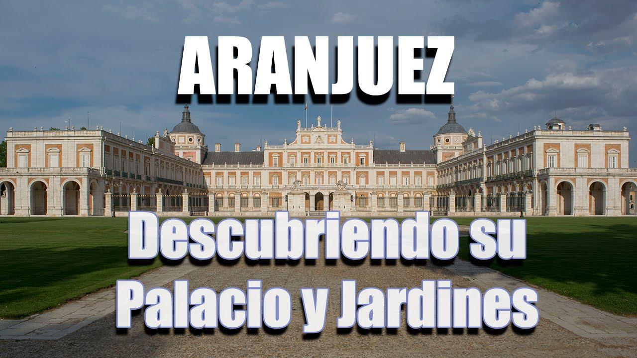 Aranjuez palacio y jardines youtube for Aranjuez palacio real y jardines