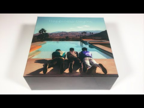 Jonas Brothers - Happiness Begins Box Unboxing