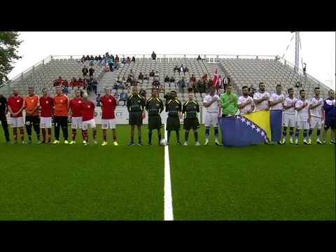 Homeless World Cup | Bosnia and Herzegovina - Denmark 6:4