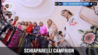 Schiaparelli Campaign | FashionTV