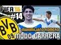 FIFA 16 Borussia Dortmund Modo Carrera #14 EL JUGADOR MAS JOVEN de FIFA